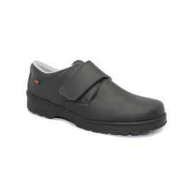 Zapato MILÁN-SCL liso negro