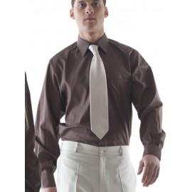 Camisa manga larga blanco 2110