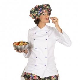 Chaqueta cocina mujer  918 Garys