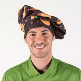 Gorro cocina 4489 Naranjas