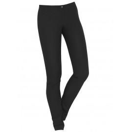 Pantalon negro señora slim fit vestir