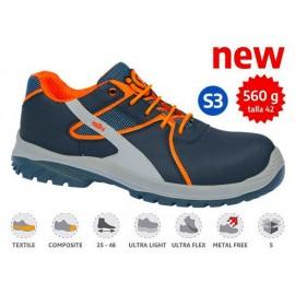 Zapato Tackle S3 SRC