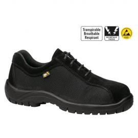 Zapato Kyros Top negro