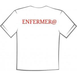 Camiseta Enfermer@ Unisex