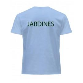 Camiseta manga corta JARDINES