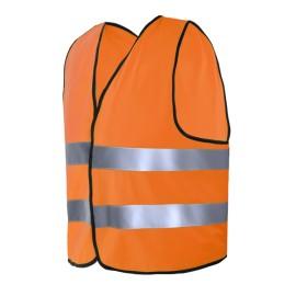 Chaleco Alta visibilidad naranja