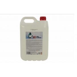 Gel hidro alcoholico garrafa 5 L