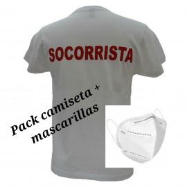 Pack Socorrista