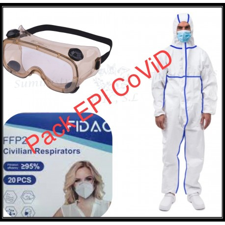 Pack EPI Covid
