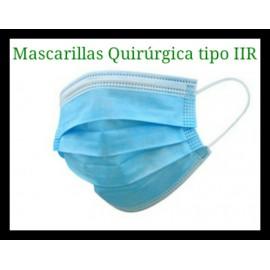 Mascarillas Quirúrgica tipo IIR ( 25uds)