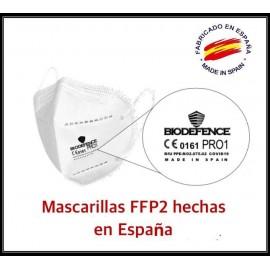 Mascarilla FFP2 especial COVID