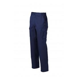 Pantalón unisex multibolsillos elástico - GAMO