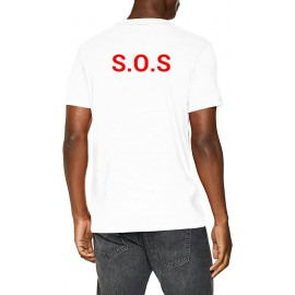 Camiseta Socorrista S.O.S